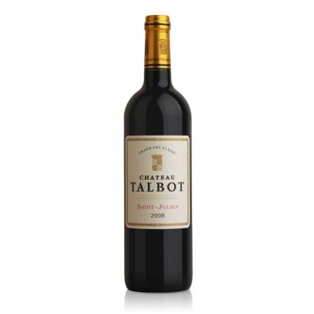 法国大宝酒庄2008干红葡萄酒750ml