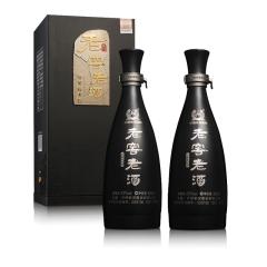 【老酒特卖】52°泸州老窖老窖老酒500ml*2(2011-2012年份)