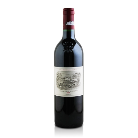 (列级庄·名庄·正牌)法国拉菲酒庄2004干红葡萄酒(又译:拉菲古堡、拉斐酒庄)