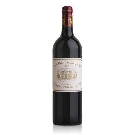 法国酒庄玛歌古堡2008干红葡萄酒750ml