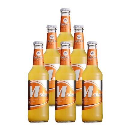 3.8°Msharp米锐(米之清预调酒-鲜橙味) 275ml(6瓶装)