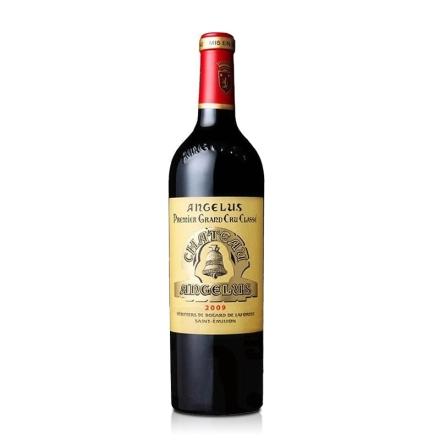 【名庄】法国酒庄金钟古堡2009干红葡萄酒750ml