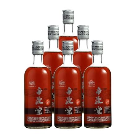 10°会稽山帝聚堂(银标)428ml(6瓶装)