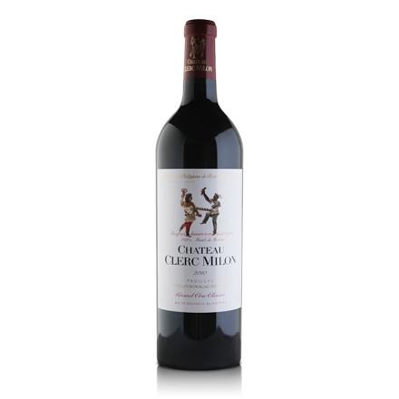 (列级庄·名庄·正牌)法国木桐米隆干红葡萄酒2010 750ml (又译:克拉米隆)