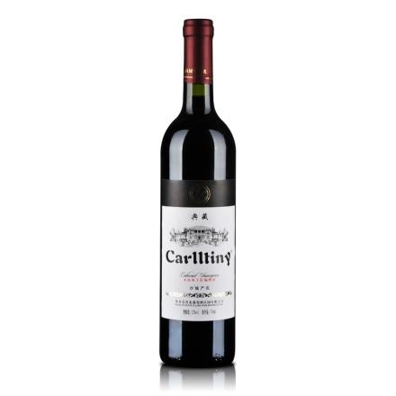 卡尔蒂尼典藏赤霞珠干红葡萄酒 750ml