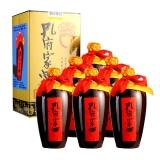 38°孔府家酒升级版大陶500ml(6瓶套装)