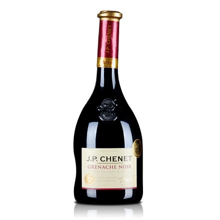 法国香奈黑歌海娜干红葡萄酒750ml