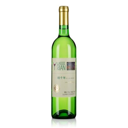 中国越千年贵人香白葡萄酒750ml