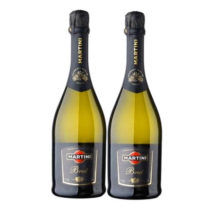 意大利马天尼干型起泡葡萄酒750ml(双瓶装)
