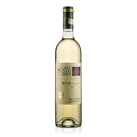 中国越千年霞多丽干白葡萄酒750ml