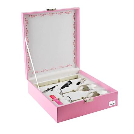 意大利芭塔BAUTA(V9 Plus)粉红礼盒