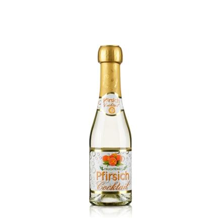 德国酒星水蜜桃口味起泡葡萄配制酒200ml
