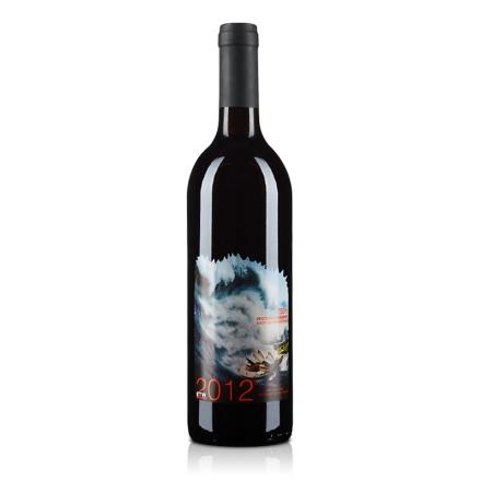 【清仓】澳大利亚 莫世痛饮2012设拉子解百纳干红葡萄酒750ml
