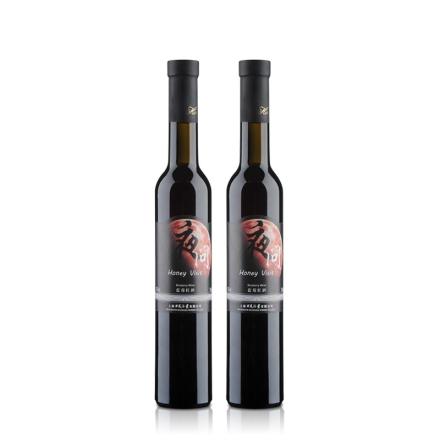 夜问兰莓红酒375ml(双瓶装)