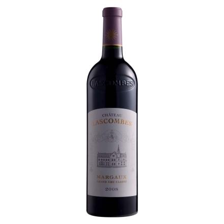(列级庄·名庄正牌)法国力士金庄园2008干红葡萄酒750ml