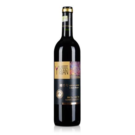 中国越千年赤霞珠干红葡萄酒750ml