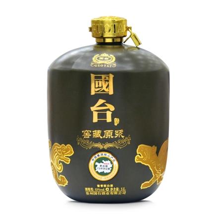 53°国台窖藏原浆5L