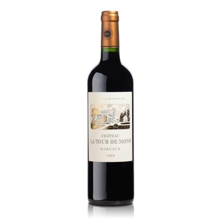 法国拉图梦塔酒庄2007干红葡萄酒750ml