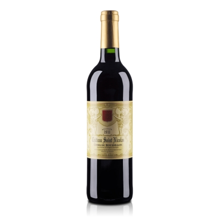 法国圣天使干红葡萄酒750ml(乐享)