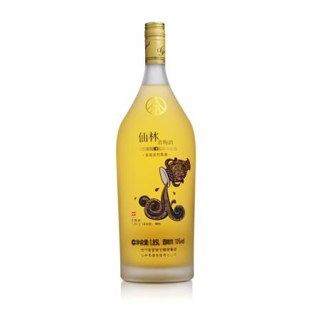 10°五粮液·仙林星座果酒—水瓶座1.85L(乐享)