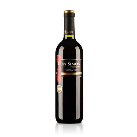 西班牙当西蒙精选干红葡萄酒750ml
