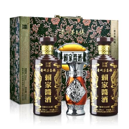 53°赖家酱酒1949礼盒装500ml*2
