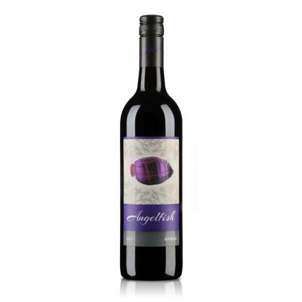 澳大利亚天使鱼珊瑚系列西拉干红葡萄酒750ml