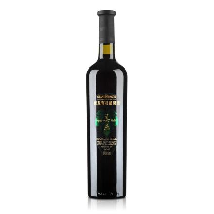 威龙有机葡萄酒 美乐750ml