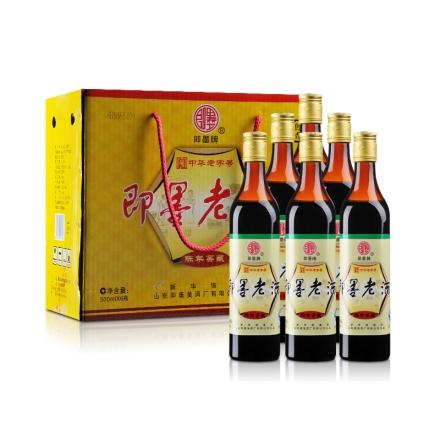 11.5°即墨老酒-陈年窖藏500ml*6
