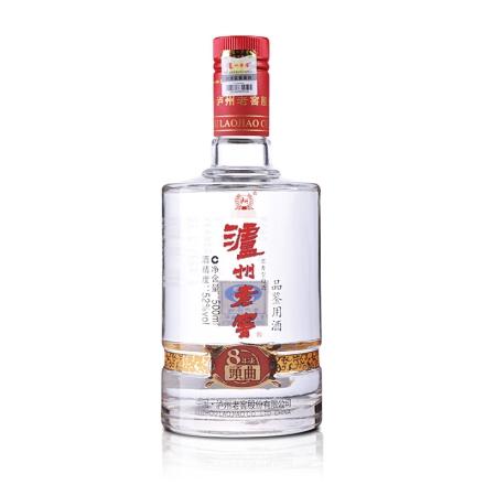 52°泸州老窖8年头曲品鉴用酒500ml(乐享)