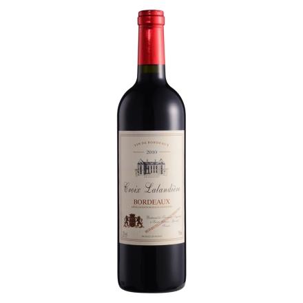 法国波尔多珍藏干红葡萄酒750ml
