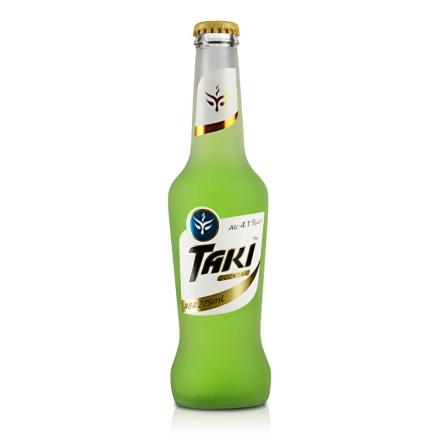 4.1°达奇TAKI青柠味伏特加鸡尾酒(预调酒)纯情装275ml(乐享)