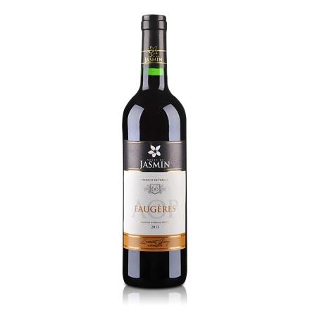 法国AOP茉莉花 - 福热尔干红葡萄酒750ml