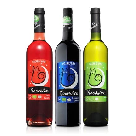 西班牙穆恩德尔加多有机葡萄酒套装
