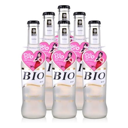 4°BIO荔枝味预调酒275ml(6瓶装)