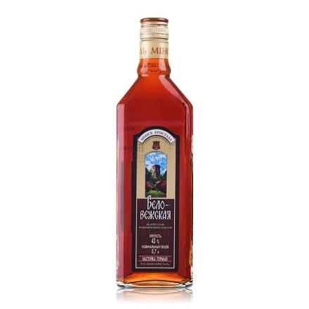 43°白俄罗斯斯卡雅香草味露酒700ml