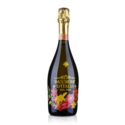 【包邮】意大利原瓶进口激情飞扬甜型气泡(起泡)葡萄酒750ml