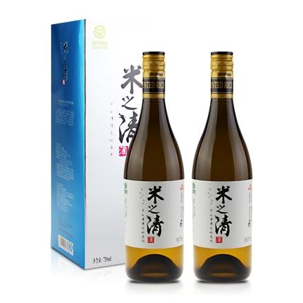 6-13°孝感生龙米之清酒龙吟750ml(双瓶装)