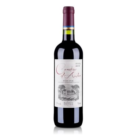 【清仓】法国拉斐奥佩伯爵夫人古堡干红葡萄酒750ml