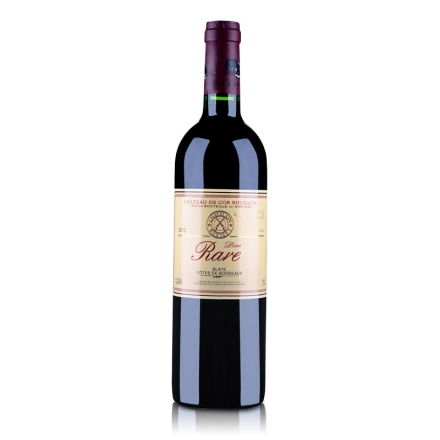 法国拉斐传说布拉依城堡干红葡萄酒750ml