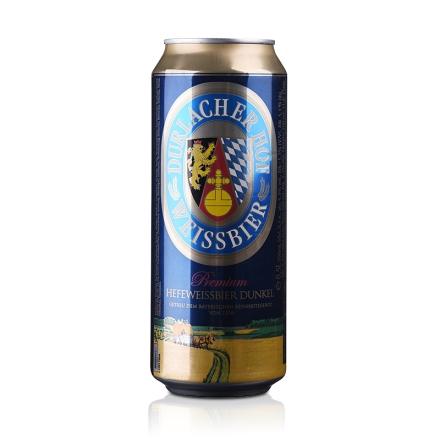 德国德拉克黑啤酒500ml