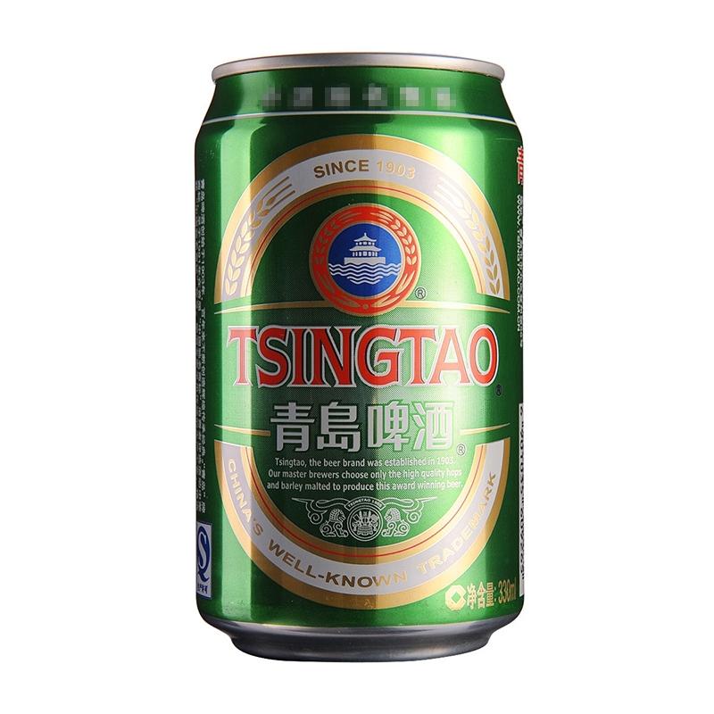 青岛啤酒经典330ml【价格 品牌 图片 评论】-酒仙网