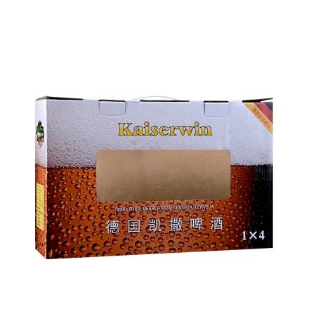 德国凯撒啤酒礼盒(乐享)