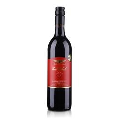 澳大利亚禾富酒园红标红葡萄酒750ml