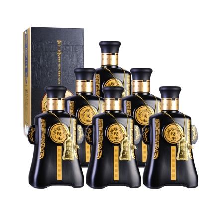 52°黑兰陵王450ml(6瓶装)