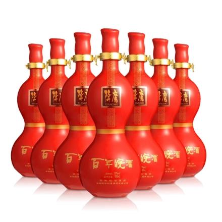 36°百年皖酒—降魔666ml(7瓶装)