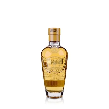 39°黄金酒黄金万福120ml(乐享)