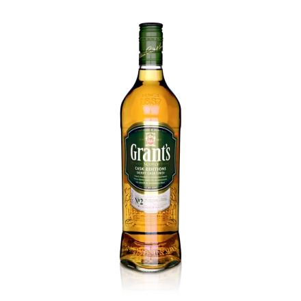 40°格兰雪利威士忌700ml