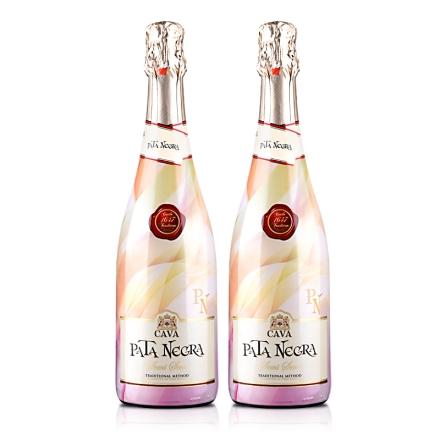 西班牙百黛庄园卡瓦起泡白葡萄酒750ml(双瓶装)