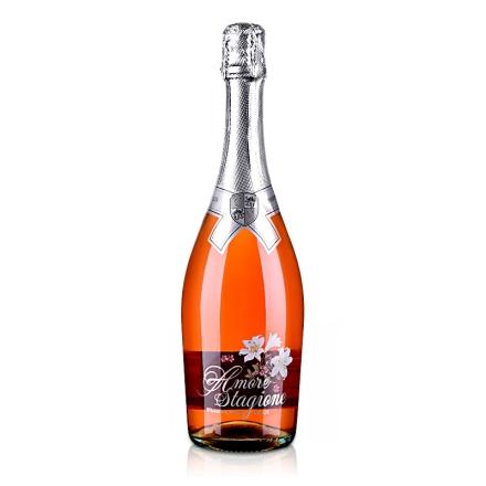 意大利恋爱季低醇桃红高泡葡萄酒750ml